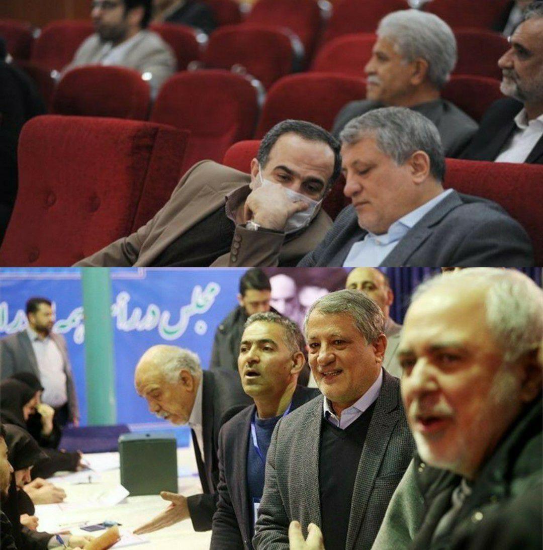 محسن هاشمی: همه اعضای شورای ش … 034696001582379405
