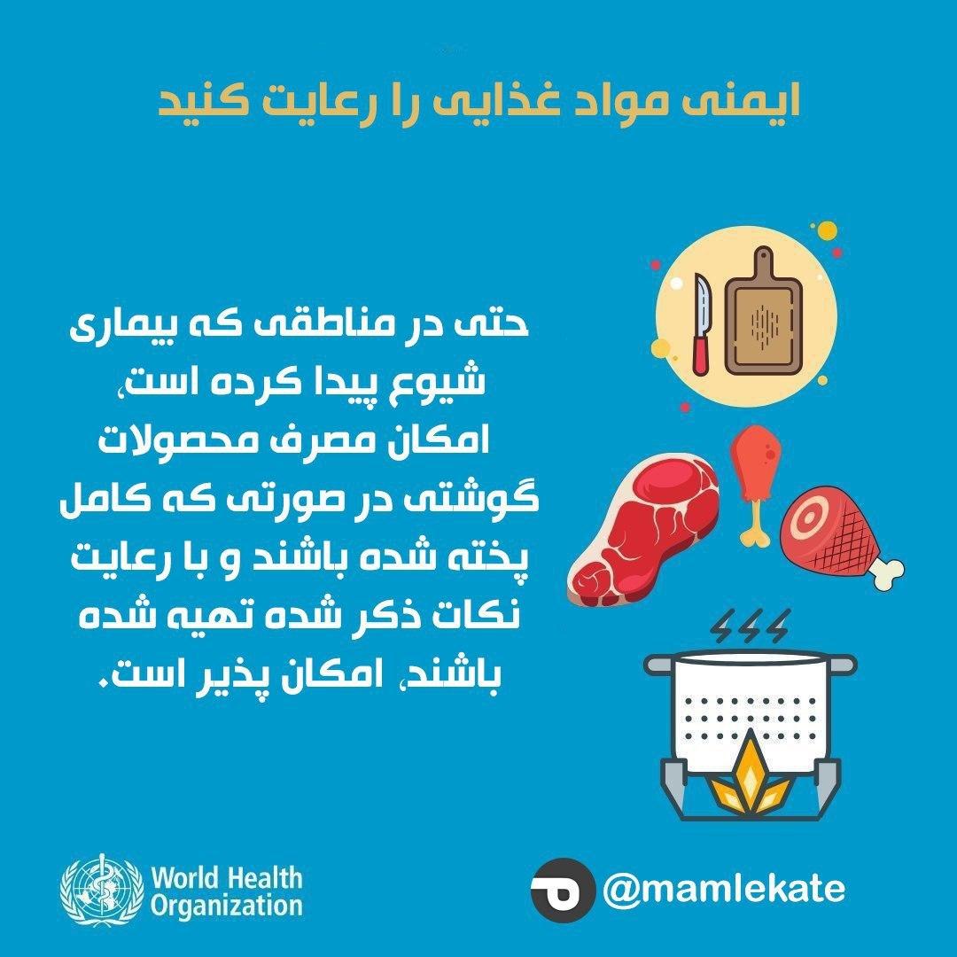 – توصیههای سایت سازمان بهداشت … 050611001580591409