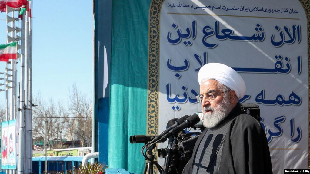 حسن روحانی، رئیس جمهوری ایران … 166413001581425405