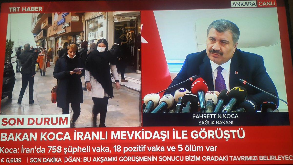 الاهه: وزیر بهداشت ترکیه داره … 390452001582293605