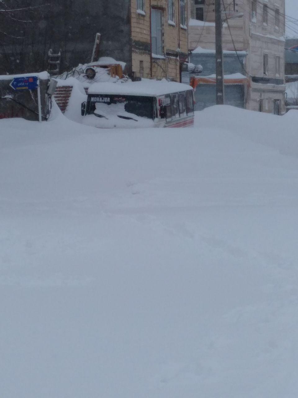 وضعیت شهرستان خلخال بعد از بار … 440635001581659408