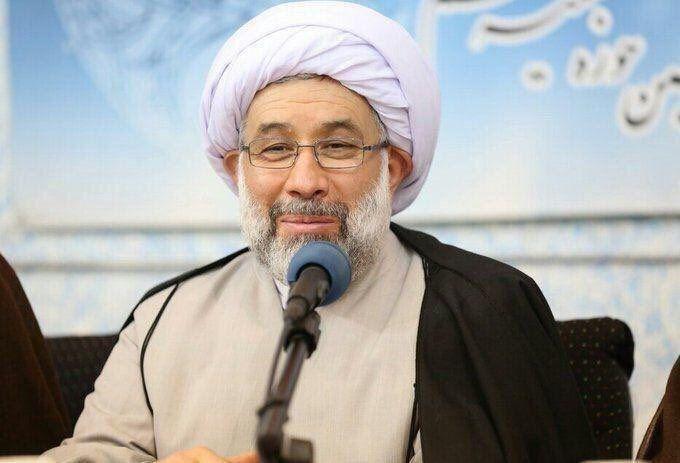 حجت الاسلام عباسی رئیس جامعه ا … 501918001581117005