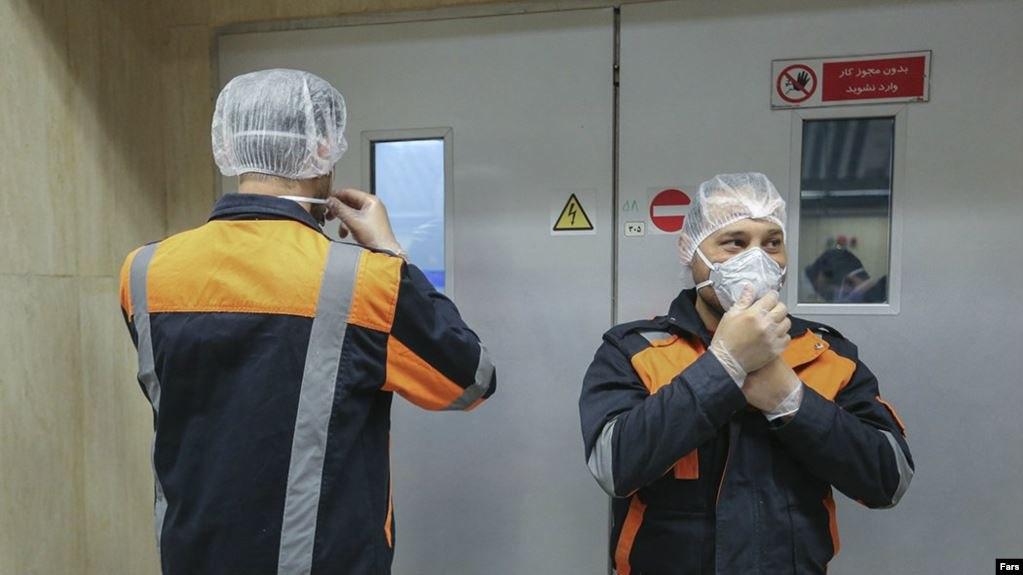 وزارت بهداشت عراق اعلام کرده ا … 527797001582545005