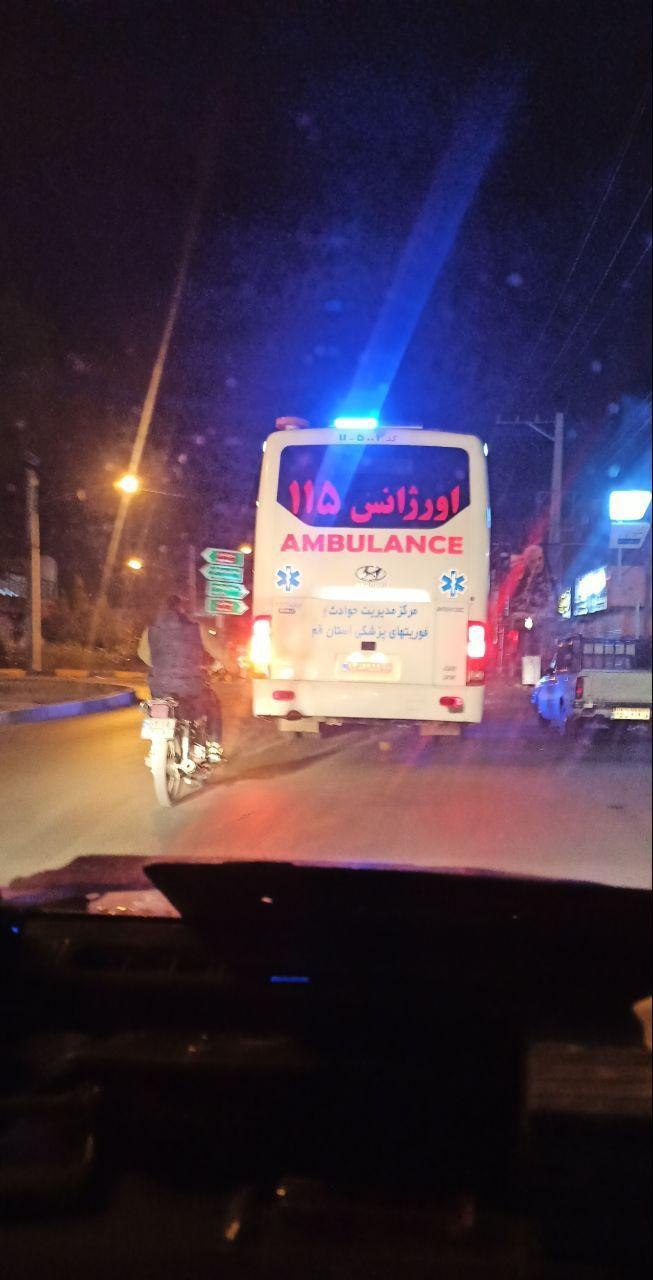 #الو اتوبوس حامل چندتا مریض مب … 540477001582153205