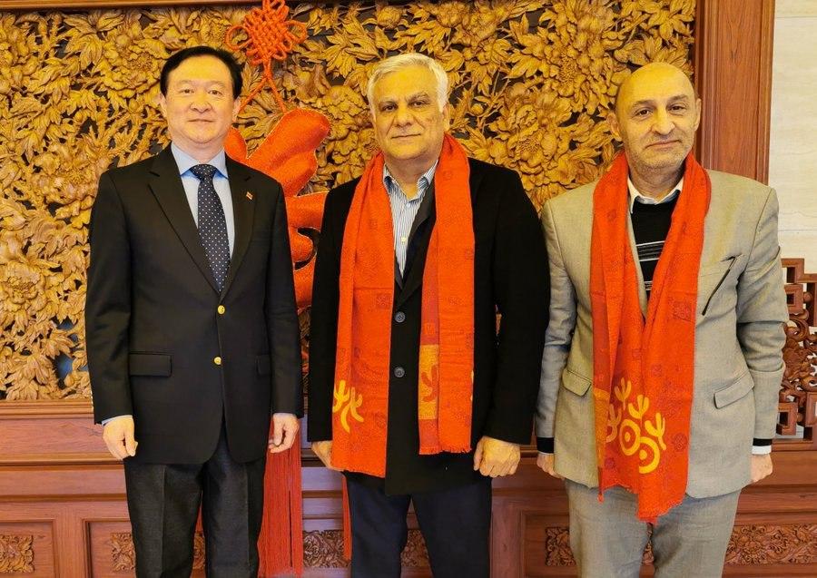 سفیر چین در ایران: در دیدار با … سفیر چین در ایران: در دیدار با … 891139001580671204
