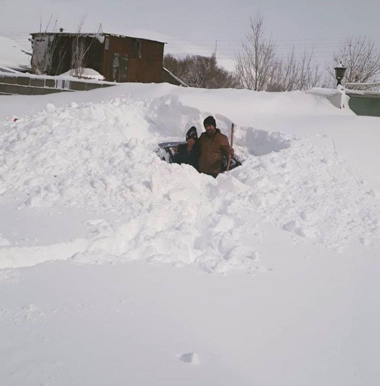 وضعیت شهرستان خلخال بعد از بار … 951962001581659405
