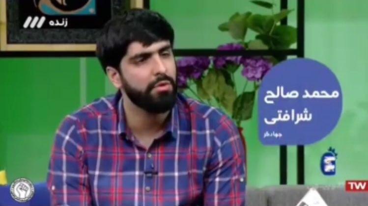 #الو صالح شرافتی از بسیجیهای … 109190001584169207