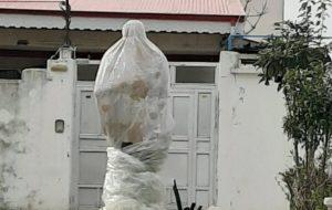 اومدن رو مجسمه قاسم سلیمانی [ب … اومدن رو مجسمه قاسم سلیمانی [ب … 159549001584186613 300x190