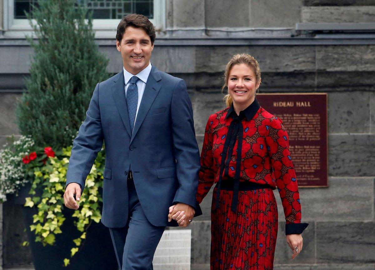 جاستین ترودو، نخست وزیر کانادا … 210988001584080405