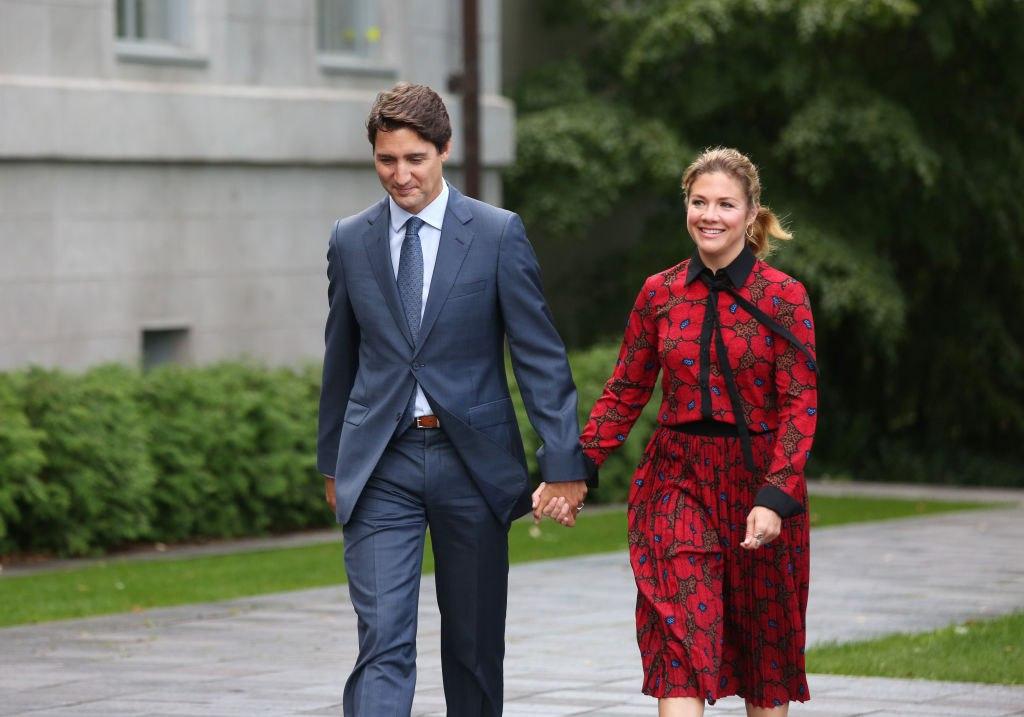 نخستوزیر کانادا جاستین ترودو … 218259001584032405