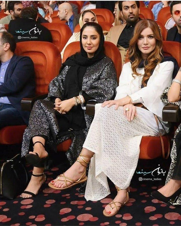 منیره علوی (سمت چپ) دختر وزیر … 546633001584369605