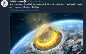 برخورد سیارک به زمین و پایان ت … برخورد سیارک به زمین و پایان ت … 568072001583266808 300x190