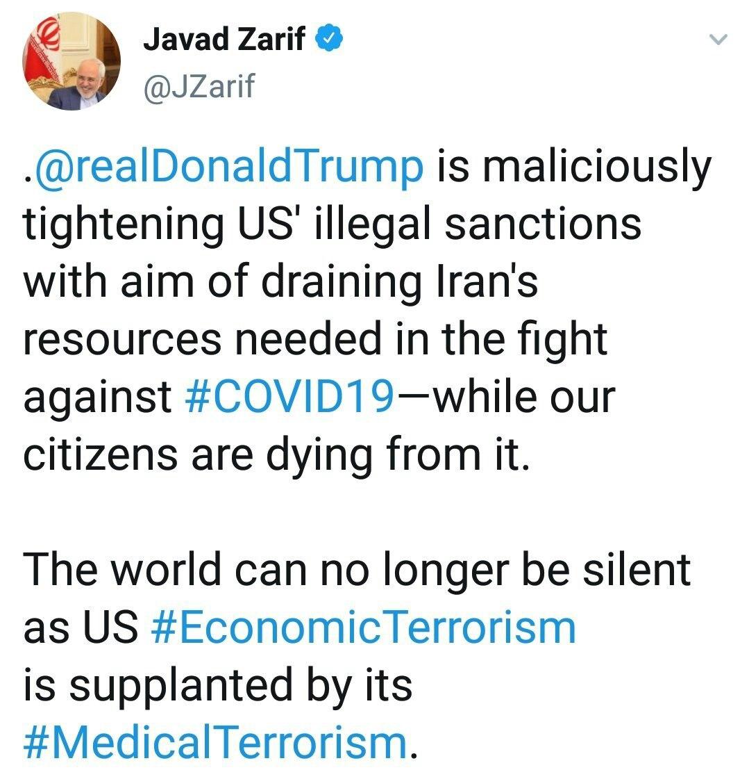مردم ایران طعمهاند. اگر میخ … 650670001583659204