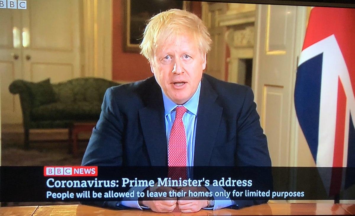 انگلستان هم #قرنطینه شد. اجتم … 695423001584999604