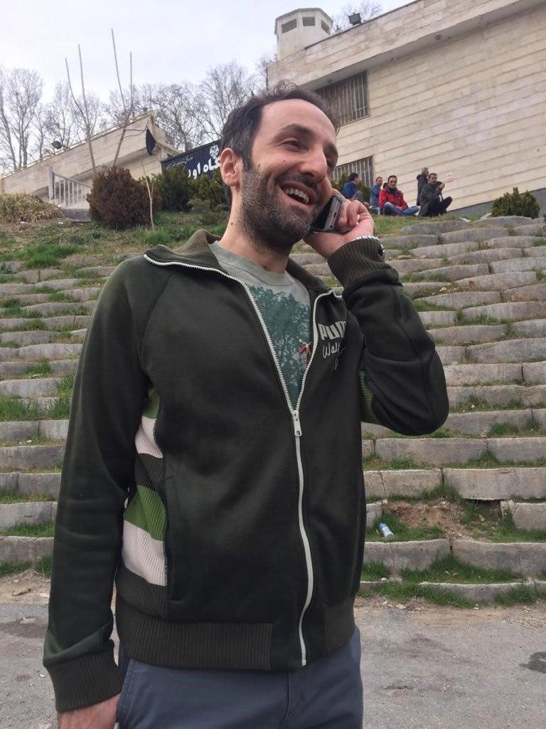 Hamid Reza Mirzadeh: خبر خوب د … 714722001583589605