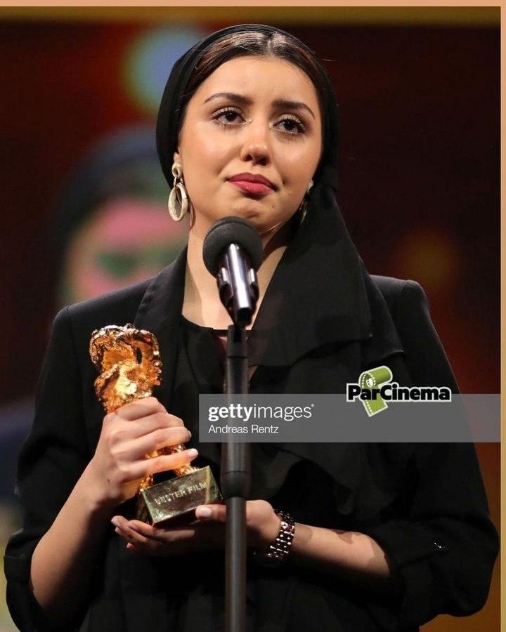 خرس طلایی برلینانه به فیلم محم … 737168001583008205