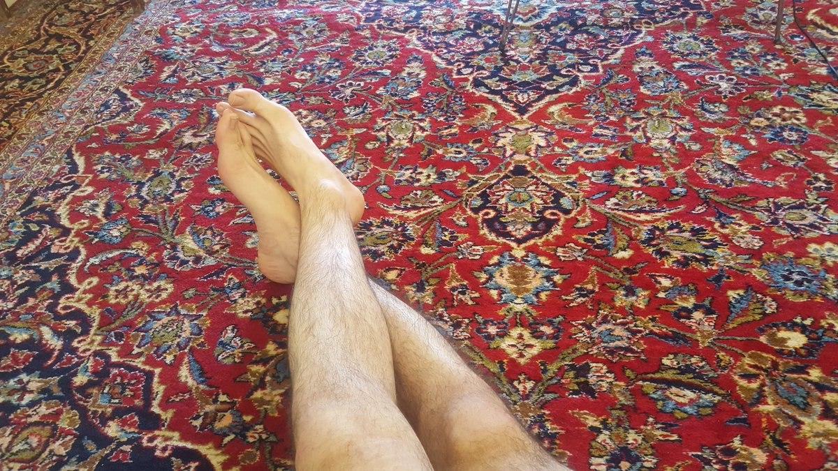 فرش زیر پای برنی سندرز، یکی از … 754249001583437805