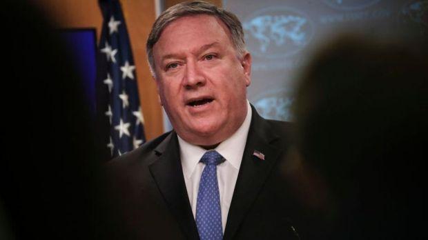 وزیر خارجه ایالات متحده آمریک … 859143001584984606