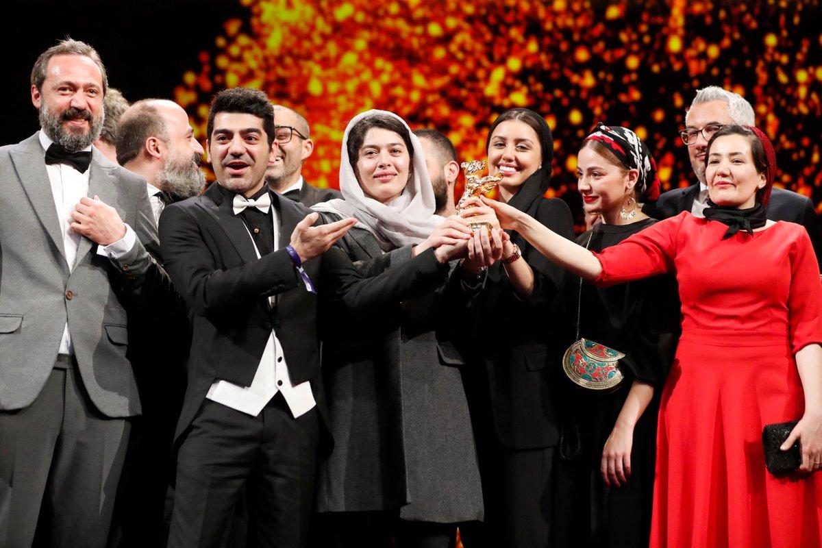 جایزه خرس طلایی، مهمترین جایزه … 981859001583052605