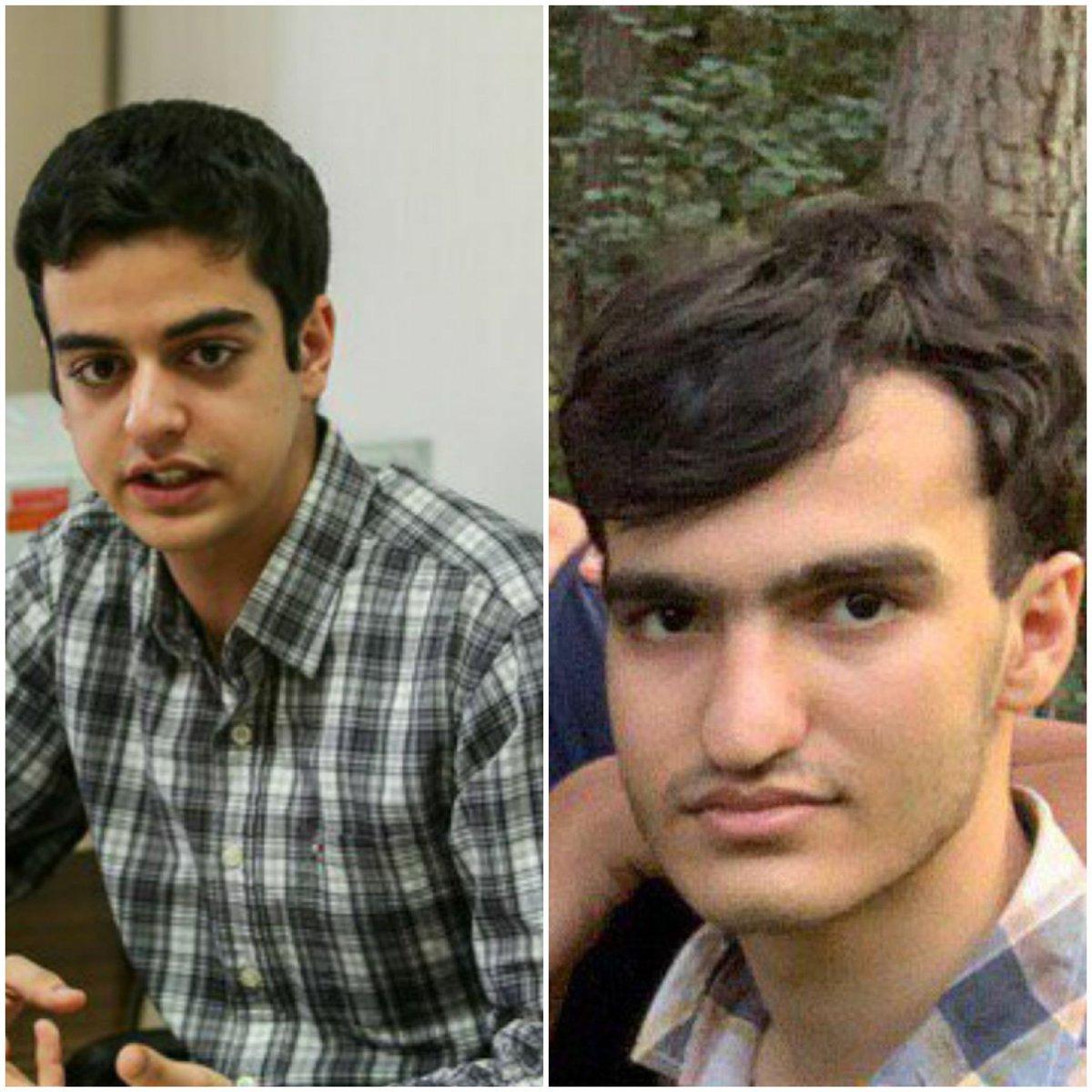 دیروز: #امیرحسین_مرادی دانشجو … 067013001587509405