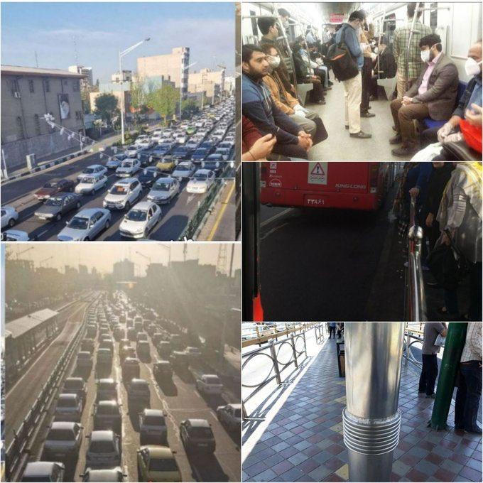 بیشتر در واکنش به عکس از مترو … 168803001586005205