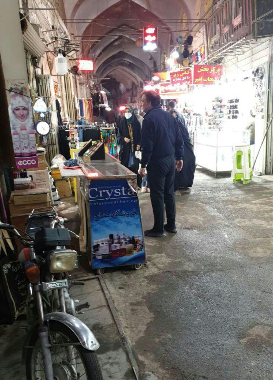 #الو بازار اصفهان رو باز کردن … 169721001586593205