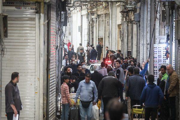 در تهران برخی اصناف فعالیتشان … 610367001587294005