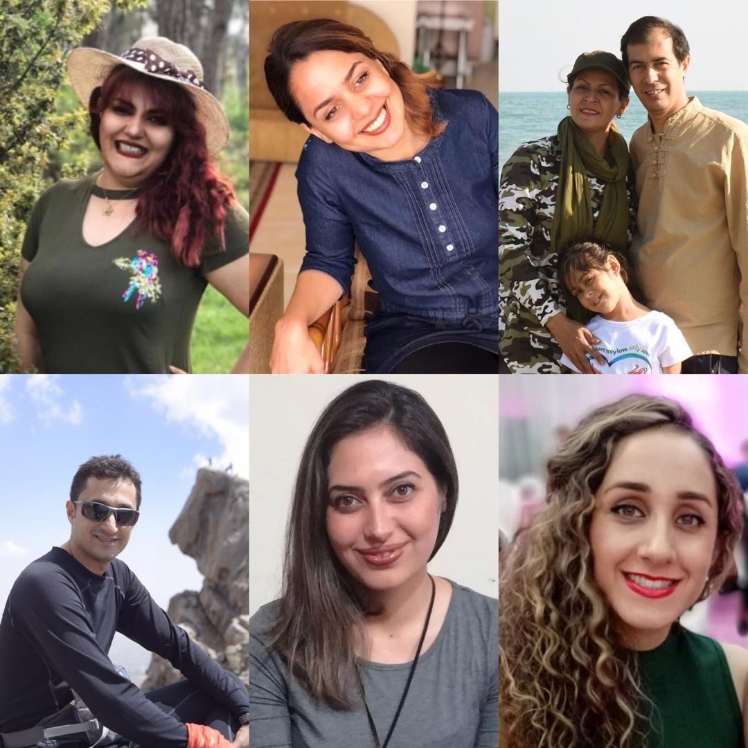 7 تن از شهروندان بهایی شیراز … 876832001589467204