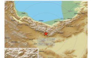 زلزله: ۴٬۵ ریشتر در ۷۰ کیلومتر … زلزله: ۴٬۵ ریشتر در ۷۰ کیلومتر … 899189001588883405 300x190