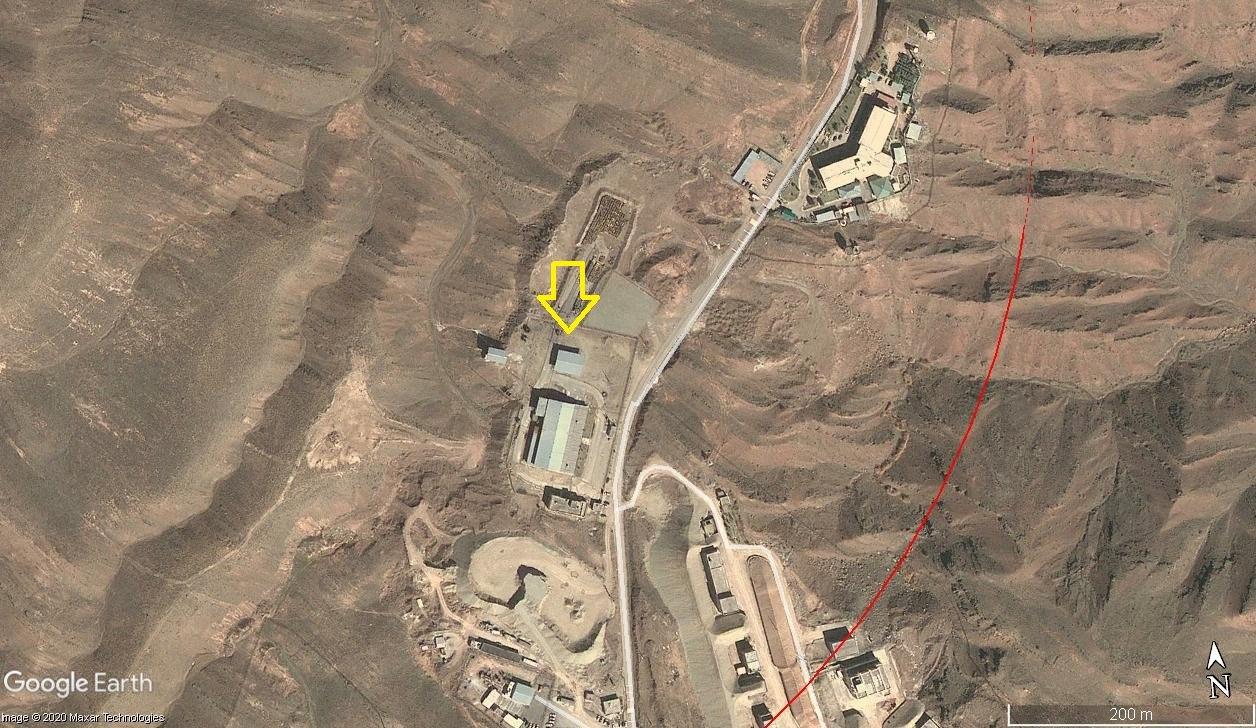 1️⃣ عکس های ماهواره ای از قبل … 552166001593183005
