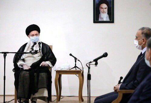 ملاقات خامنهای با کاظمی، بعد … 322040001595360405