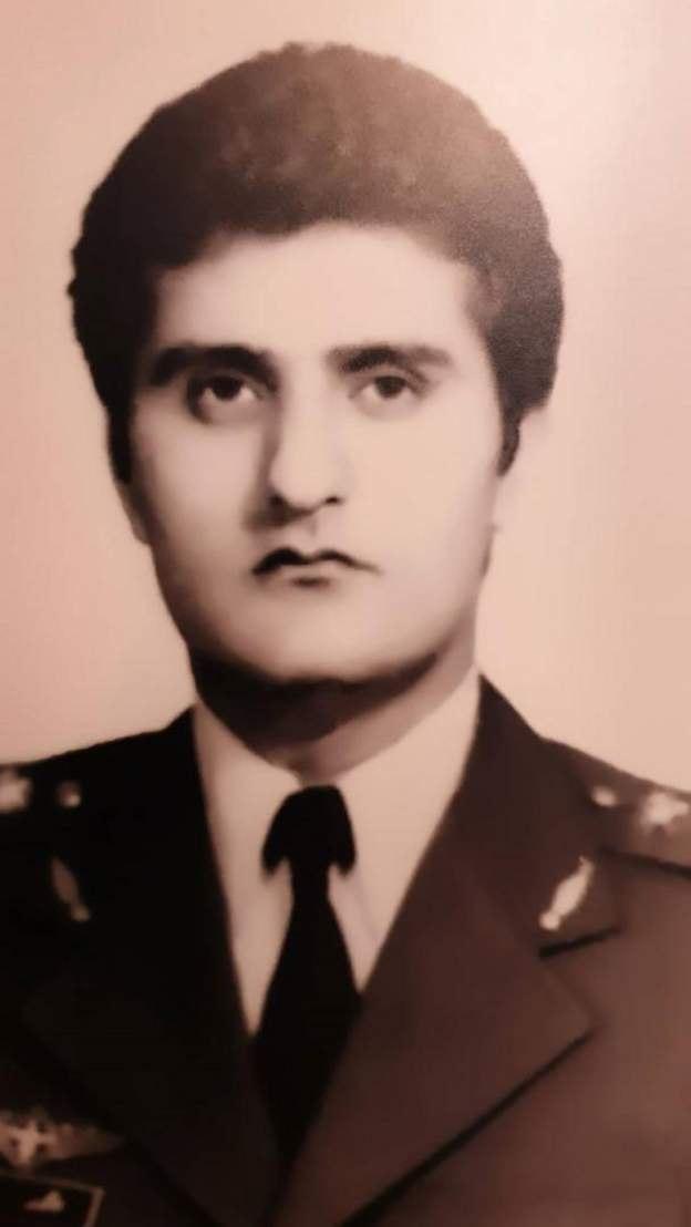 هوشنگ صدیق، فرمانده پیشین نیرو … 657813001594299606