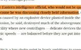 یه مقام اطلاعاتی خاورمیانه گفت … یه مقام اطلاعاتی خاورمیانه گفت … 895299001593719405 160x100