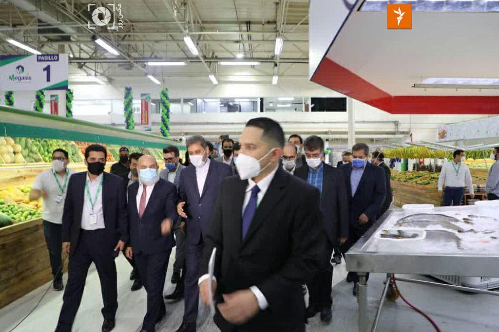 افتتاح سوپرمارکت ایرانی مگاسیس … 993301001596208207