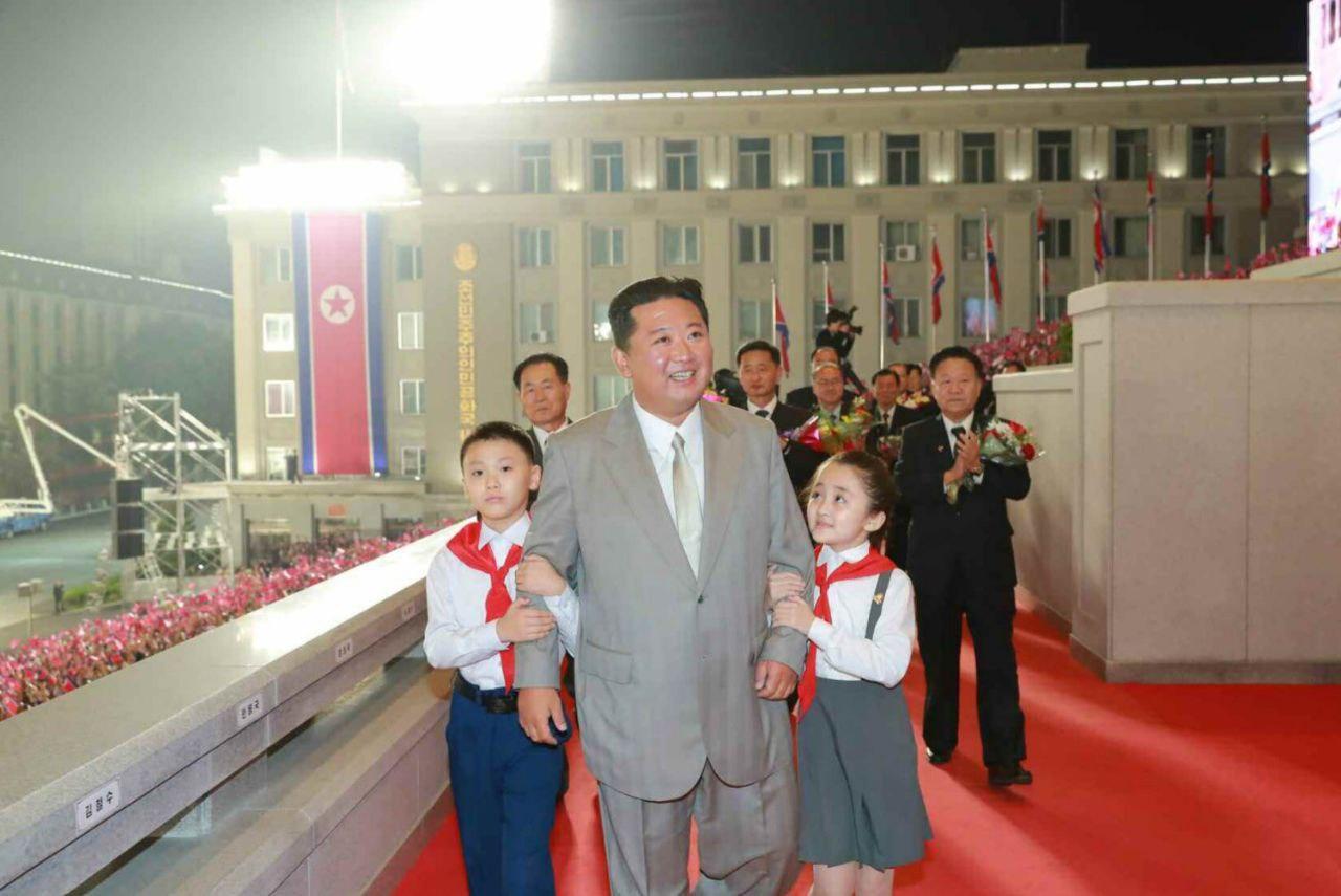 کیم جونگاون رهبر کره شمالی، … 223587001631368805