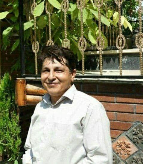 یعقوب یزدانی، معلم و عضو هیات … 391469001631880003