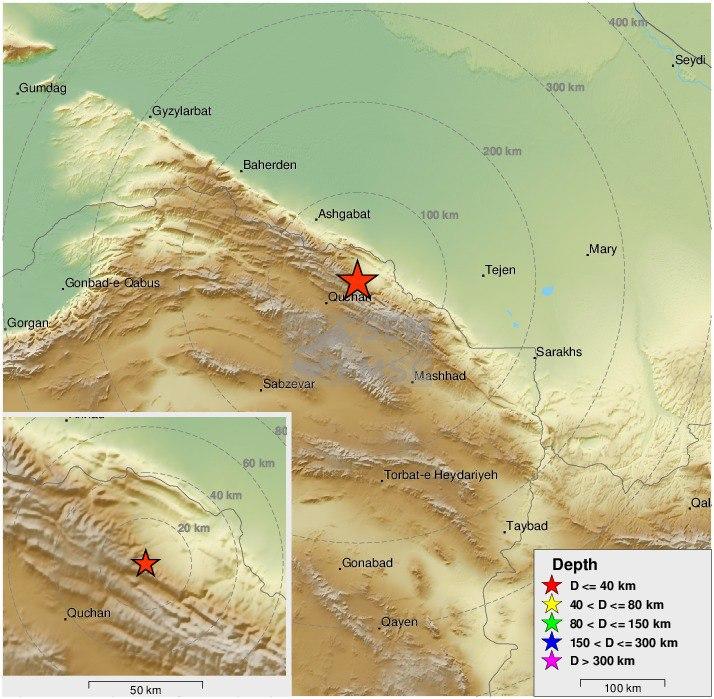  گزارش مقدماتی زمینلرزه بز … 487820001631507402