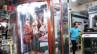🔻سقوط سرانهٔ مصرف گوشت در ایرا … 886548001632927602