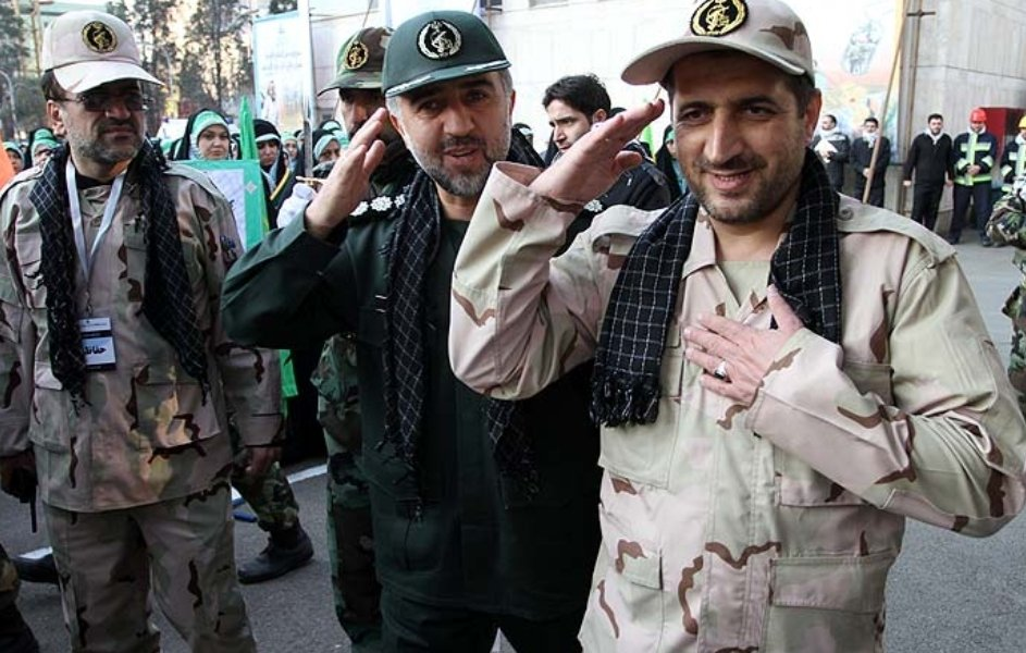 مجید چگنی فرمانده پایگاه مقاوم … 899443001632115803