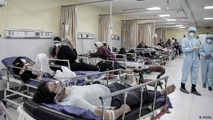 درگذشت یک پرستار دیگر به علت ا … 506762001633100403
